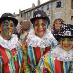 3 beaux gardes Saint Didier en Velay 2009