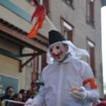 Défilé d'un des carnavaux 2011
